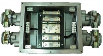 Ognioszczelna skrzynka rozgałęźna OSR-240 (1000V, 460A)