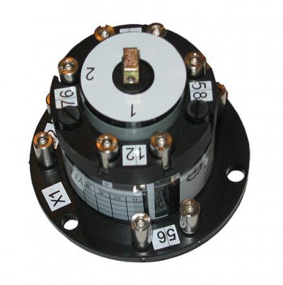 Łącznik krzywkowy ognioszczelny typu ŁK-10 (400V, 10A)