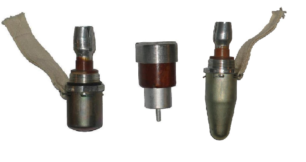 Zapalniki do granatów przeciwpancernych