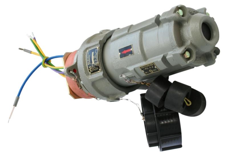 Złącze ognioszczelne typu ZW-40 (500V, 40A)