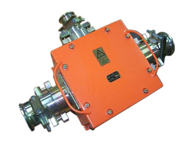 Przeciwwybuchowa skrzynka zaciskowa typu PSZ-185 (1000V, 400A)