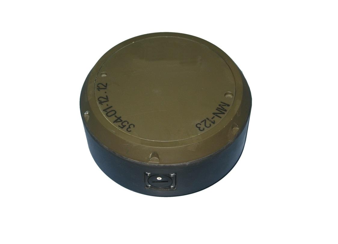 Mina narzutowa przeciwpancerna bojowa MN-123